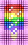 Alpha pattern #102336