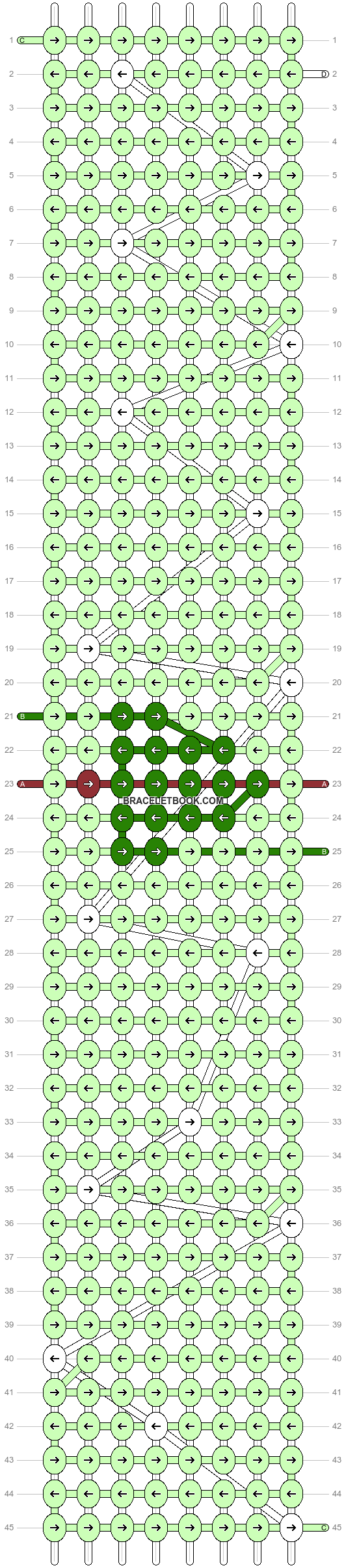 Alpha pattern #102338 pattern