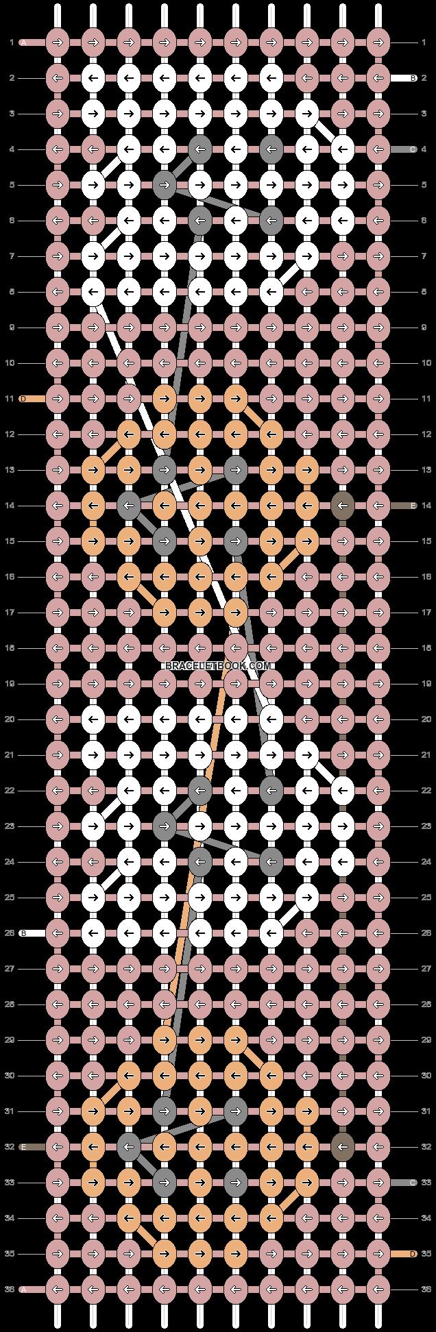 Alpha pattern #102340 pattern