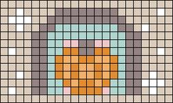 Alpha pattern #102345
