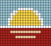 Alpha pattern #102369