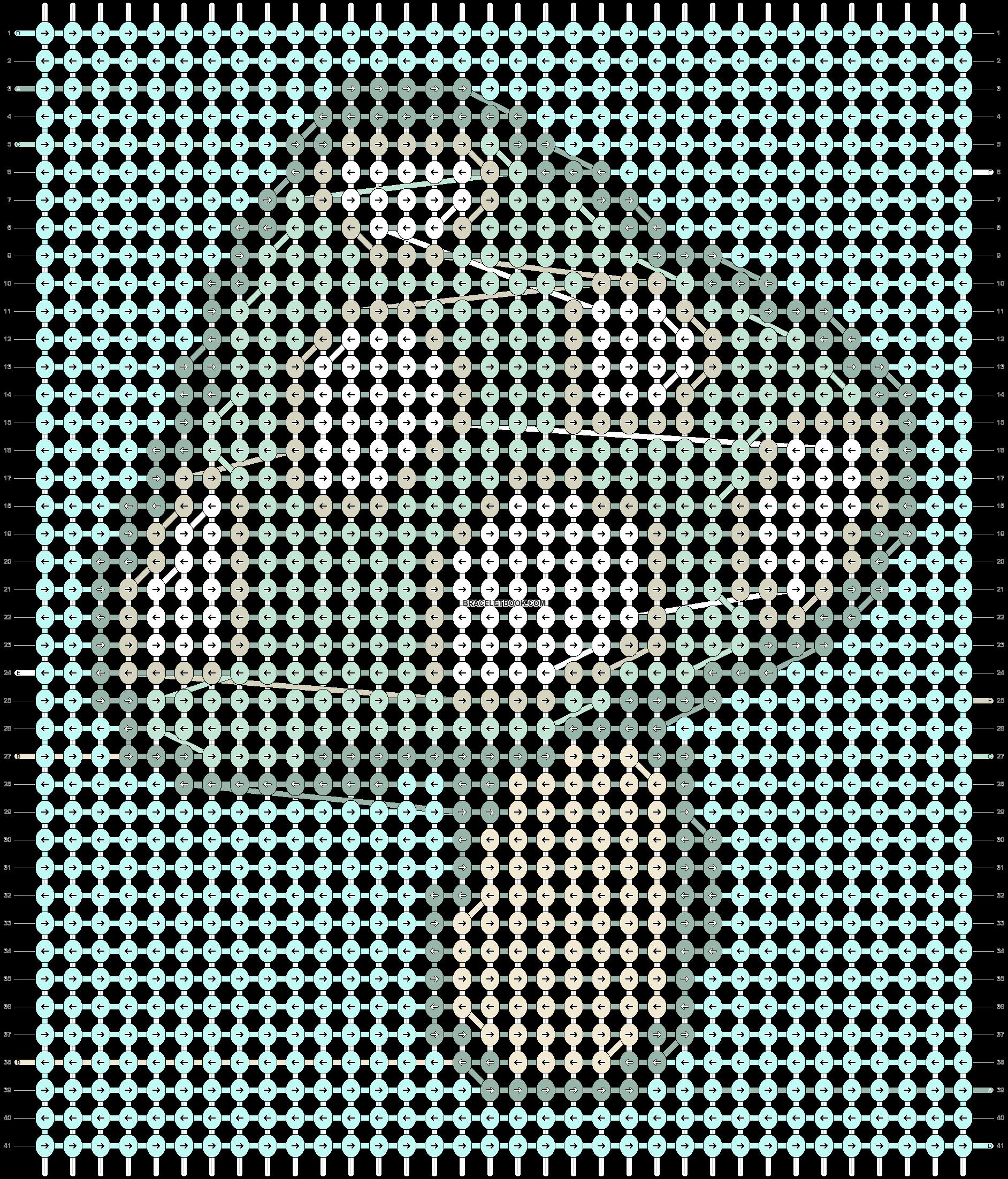 Alpha pattern #102372 pattern