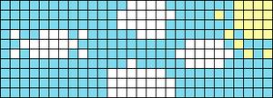 Alpha pattern #102394