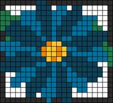 Alpha pattern #102415