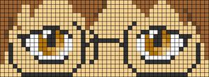 Alpha pattern #102421