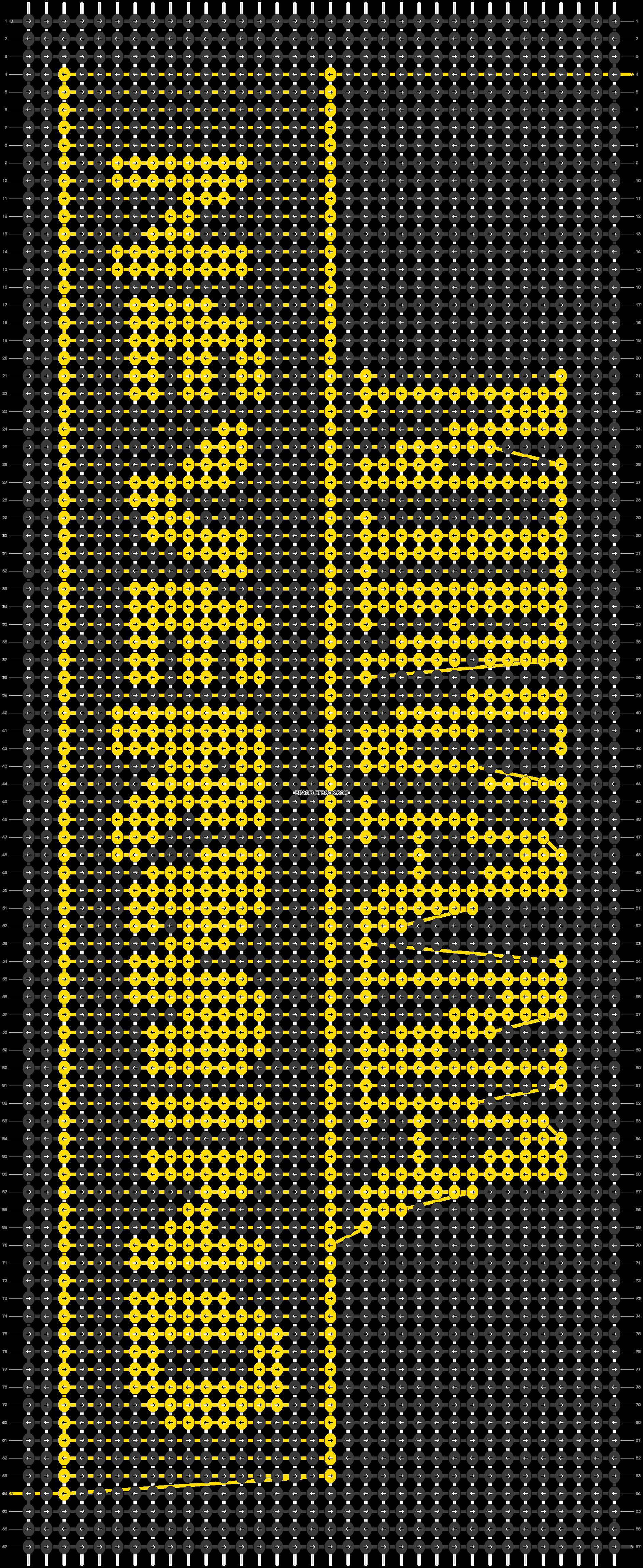 Alpha pattern #102443 pattern