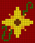 Alpha pattern #102446