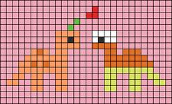 Alpha pattern #102447