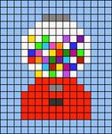 Alpha pattern #102449