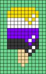 Alpha pattern #102453