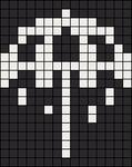 Alpha pattern #102479