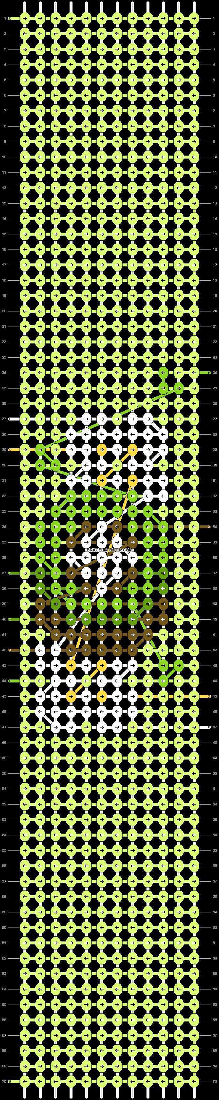 Alpha pattern #102487 pattern