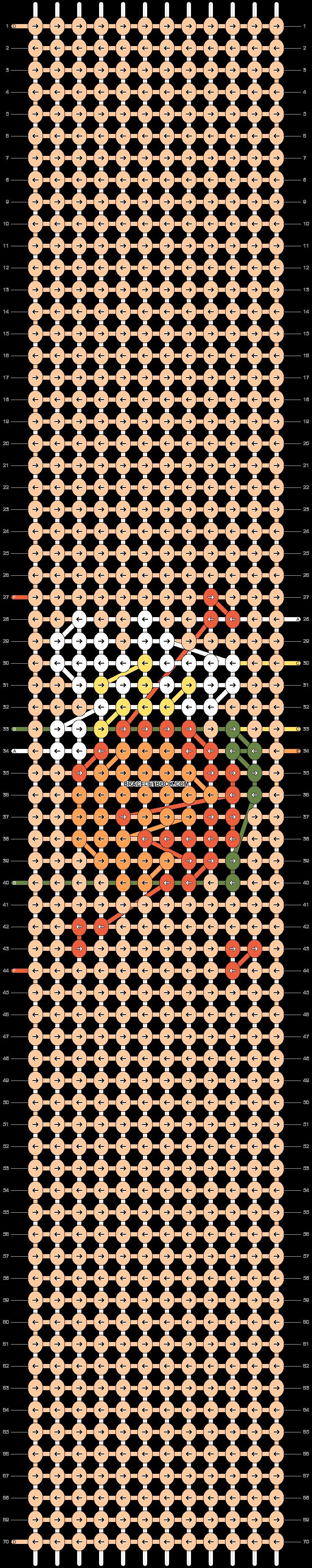 Alpha pattern #102488 pattern