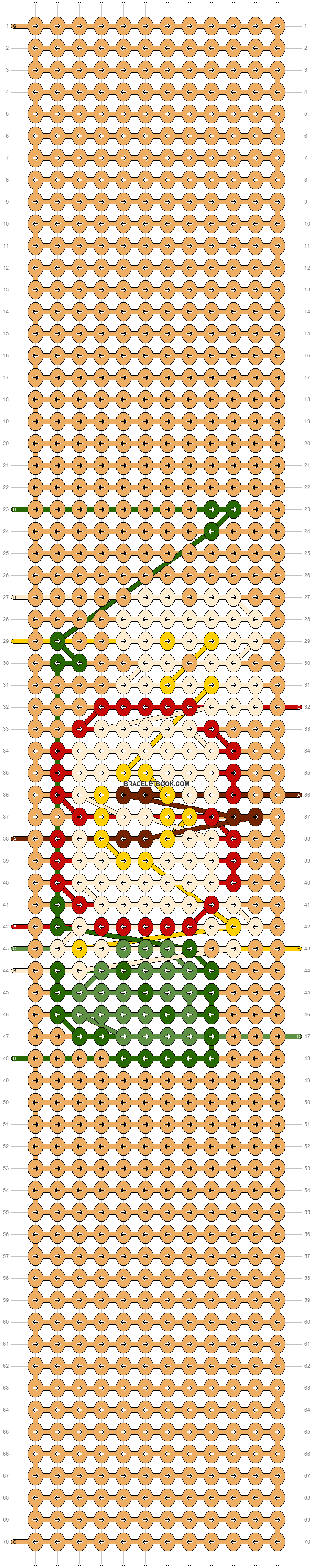 Alpha pattern #102489 pattern