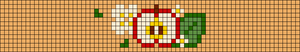 Alpha pattern #102489