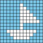 Alpha pattern #102497