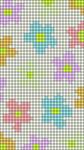 Alpha pattern #102507