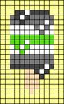 Alpha pattern #102520