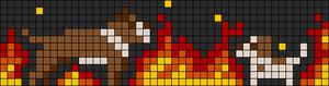 Alpha pattern #102536