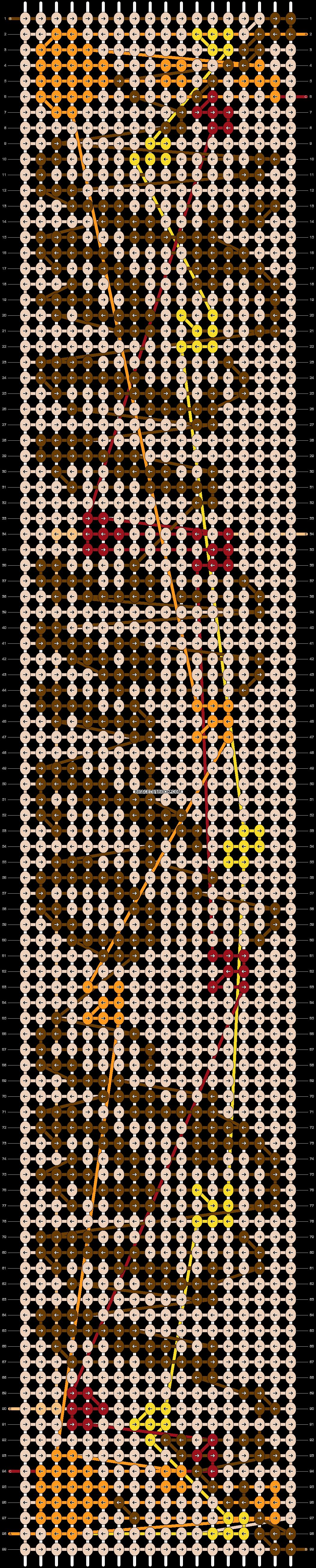Alpha pattern #102545 pattern