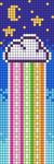 Alpha pattern #102574