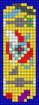 Alpha pattern #102596