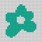 Alpha pattern #102612