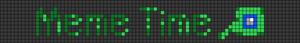 Alpha pattern #102613