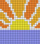 Alpha pattern #102615