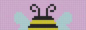 Alpha pattern #102617