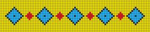 Alpha pattern #102618