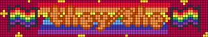 Alpha pattern #102634