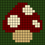 Alpha pattern #102638