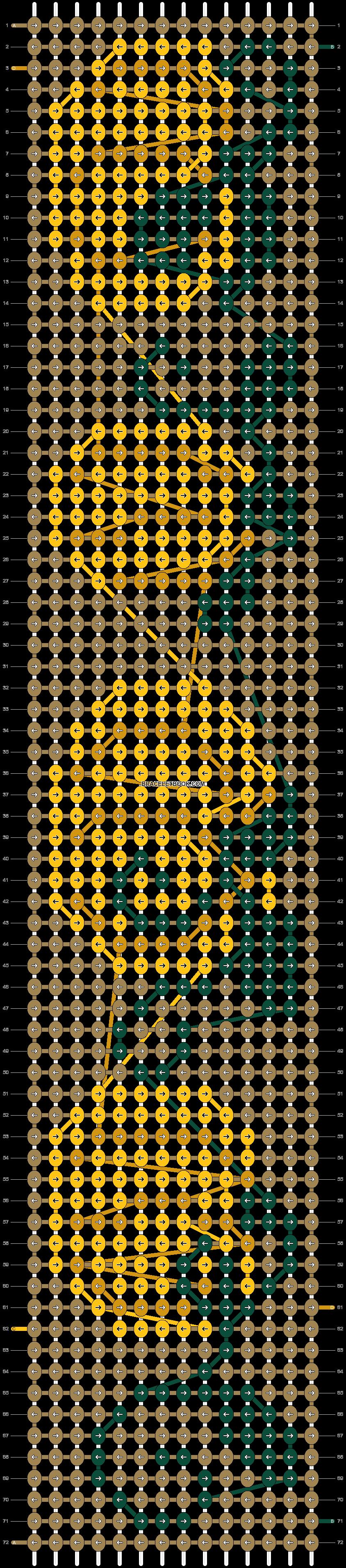 Alpha pattern #102649 pattern
