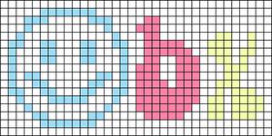 Alpha pattern #102663