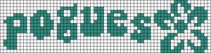 Alpha pattern #102666