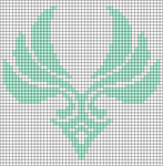 Alpha pattern #102667