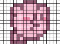 Alpha pattern #102690
