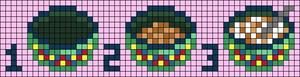 Alpha pattern #102702