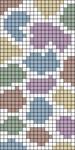 Alpha pattern #102708