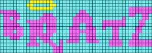 Alpha pattern #102712