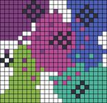 Alpha pattern #102713