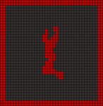 Alpha pattern #102727