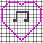 Alpha pattern #102738