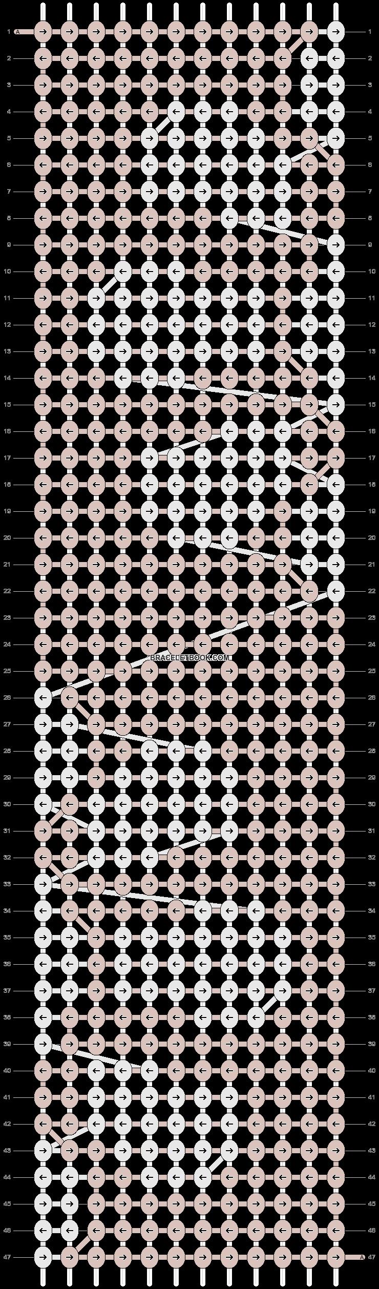 Alpha pattern #102771 pattern