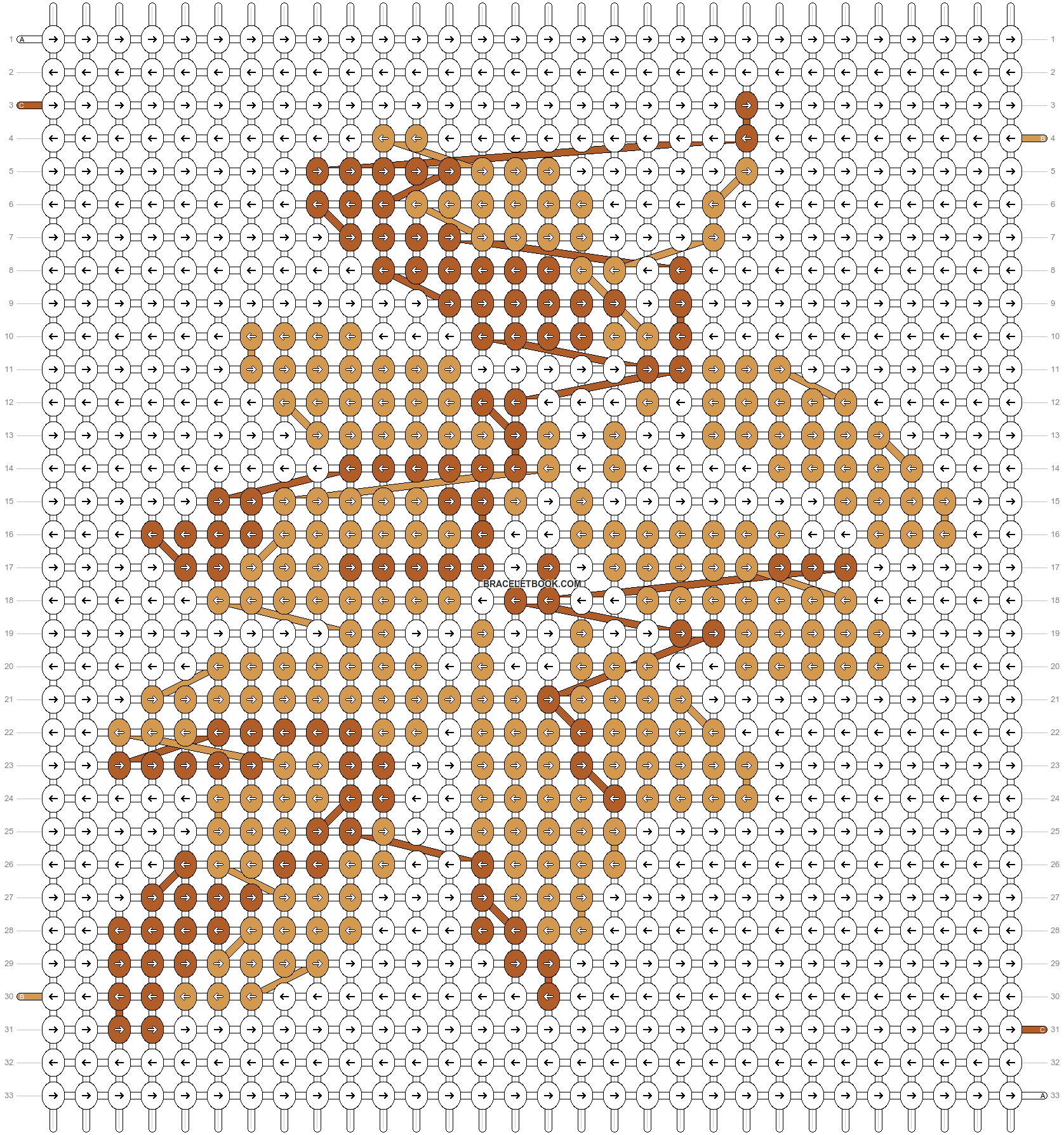 Alpha pattern #102775 pattern
