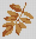 Alpha pattern #102775