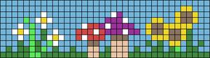 Alpha pattern #102782