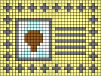 Alpha pattern #102783