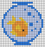 Alpha pattern #102792